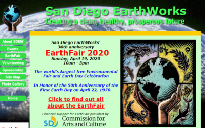 Earth Day Fair 2020 Exhibitor Registration is now OPEN